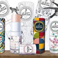 Les parfums solides by Sabé Masson, une autre expérience olfactive