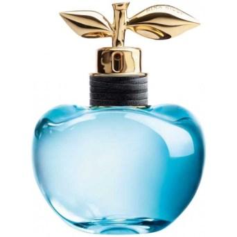 Nina Ricci Luna Vapo 30 ml Eau de Toilette 33,50 € chez Tendance Parfums Notes de tête : Baies sauvage et fleur d'oranger Notes de cœur : Caramel et immortelle Notes de fond : Bois de Santal et vanille de Madagascar