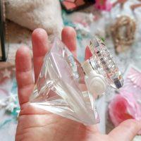 Mon parfum fait d'amour et de coton La Nuit Trésor Musc Diamant