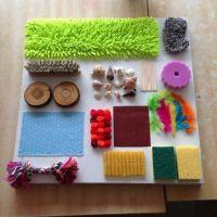 Idées de tableaux d'activité pour bébé fait maison
