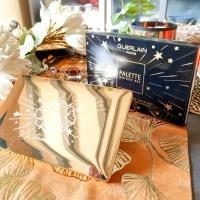 La palette de 10 fards à paupières mats et irisés Golden Bee Guerlain