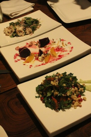 The lovely yummy small plates