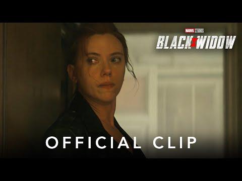 """In Pursuit"" Film Clip | Marvel Studios' Black Widow"