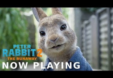 PETER RABBIT 2: THE RUNAWAY – Peter Is In The Theater