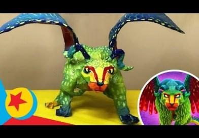 Pepita Alebrije Art   Pixar
