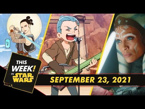 Star Wars: Visions Arrives on Disney+, The Mandalorian Wins, and More!
