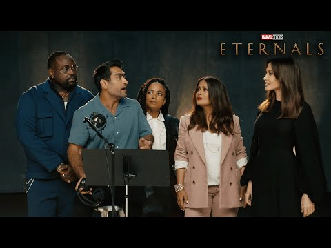 In Kingo's Words | Marvel Studios' Eternals