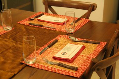 bhdc place setting