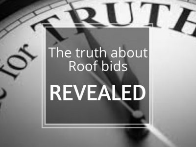 truth about roof bids in Amarillo Texas