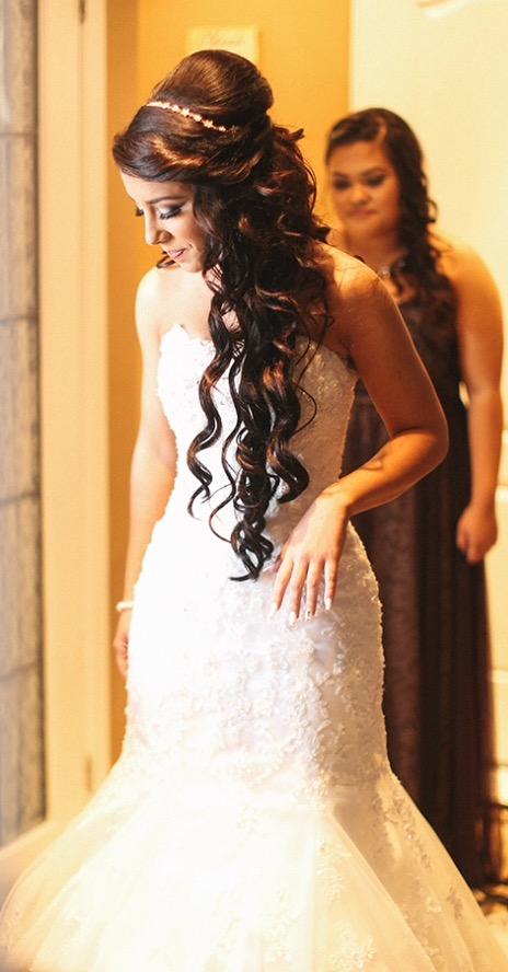 Wedding Hair Peterborough