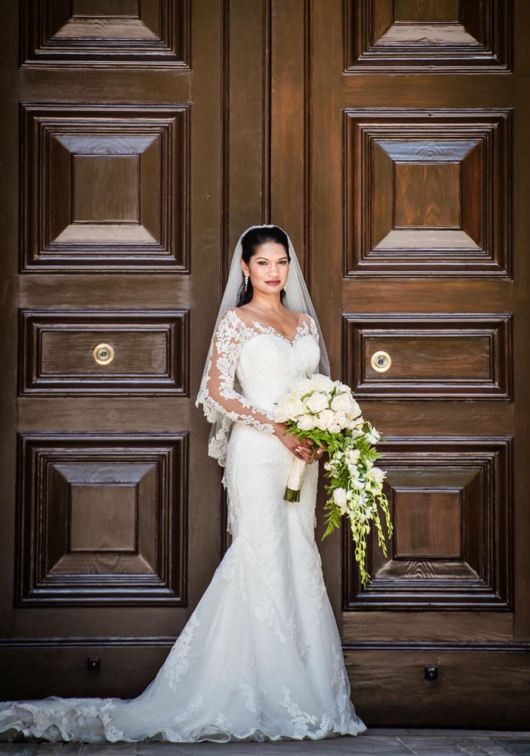 Persian Wedding Hair