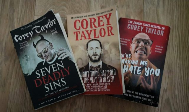 Corey Taylor Books