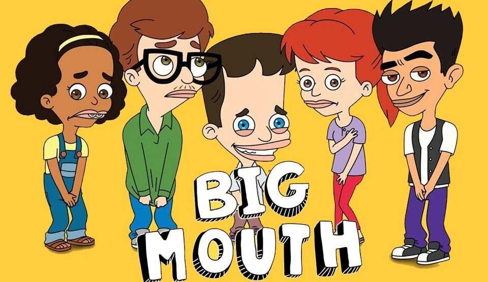 Big Mouth Review – Puberty is a B***h!