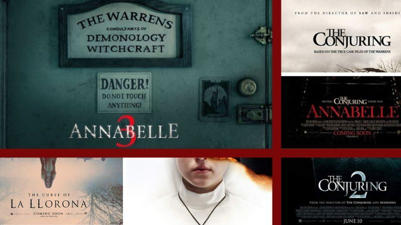 The Conjuring Universe: Ranking Every Film So Far (Updated)