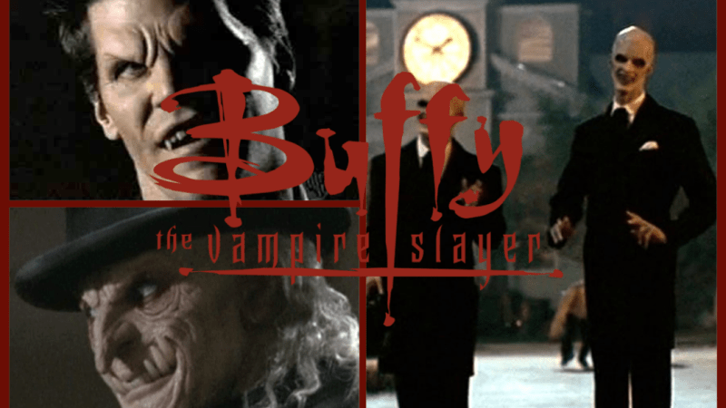 Buffy the Vampire Slayer: 10 Scariest Villains