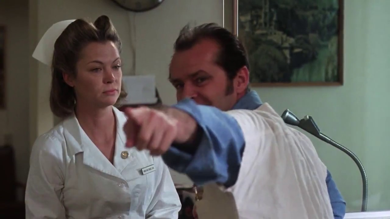 One Flew Over the Cuckoo's Nest [45 Year Retrospective]: Mavericks and Madmen
