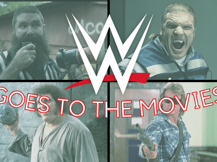 WWE Goes to the Movies: Wrestlers on the Silver Screen