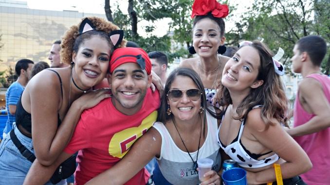 O axé doBloco Tome Conta de Mimvai tomar conta do Rio de Janeiro mais uma vez estesábado, 20 de janeiro,às 17h na Praça Marechal Âncora.