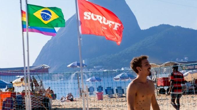 Aplicativo de relacionamentos SCRUFF empodera comunidade LGBT+ através do esporte