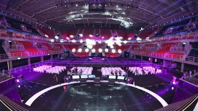 Barra oferece espaços com infraestrutura comparável a grandes casas de eventos do mundo