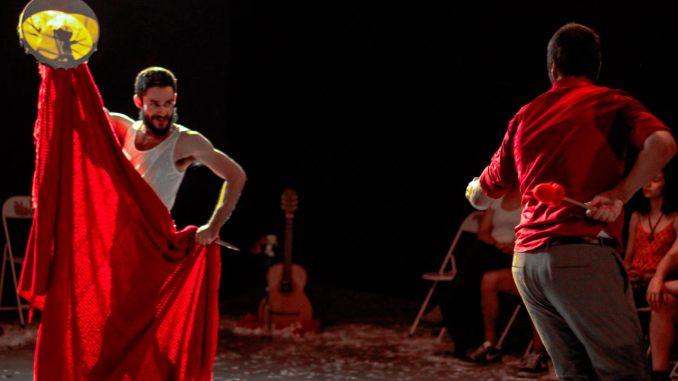 O espetáculo evoca a memória poética de Federico Garcia Lorca