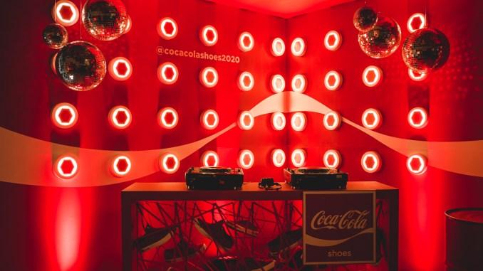 Morya e Inventa Evento idealizam primeiro encontro autoral da Coca-Cola Shoes no Rio de Janeiro