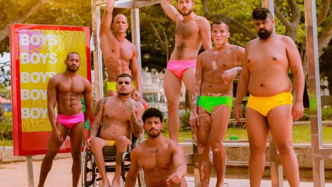 Boys Exclusive Collections aposta em moda inclusiva; marca baiana abre loja no Rio em setembro