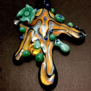 corrine winters splatter pendy