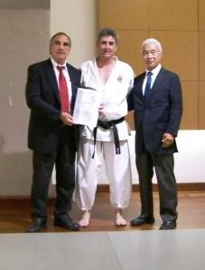 Dominique Valéra, Jean-Luc Rubio, Hiroo Mochizuki