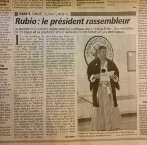 Rubio : le président rassembleur