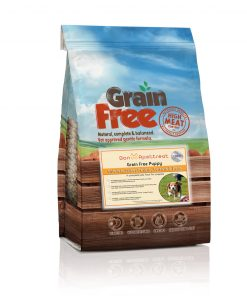 Grain Free Puppy Food