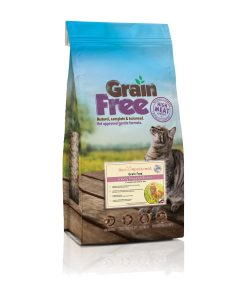 Grain Free Salmon Cat Food
