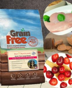 Grain Free Turkey Dog Food
