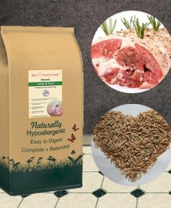 Natural Lamb Dog Food