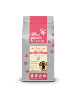 Premium Salmon Dog Food