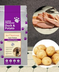 Premium Duck Dog Food