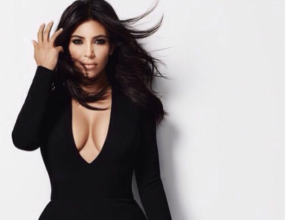 Kim kardashians kattunge har dott