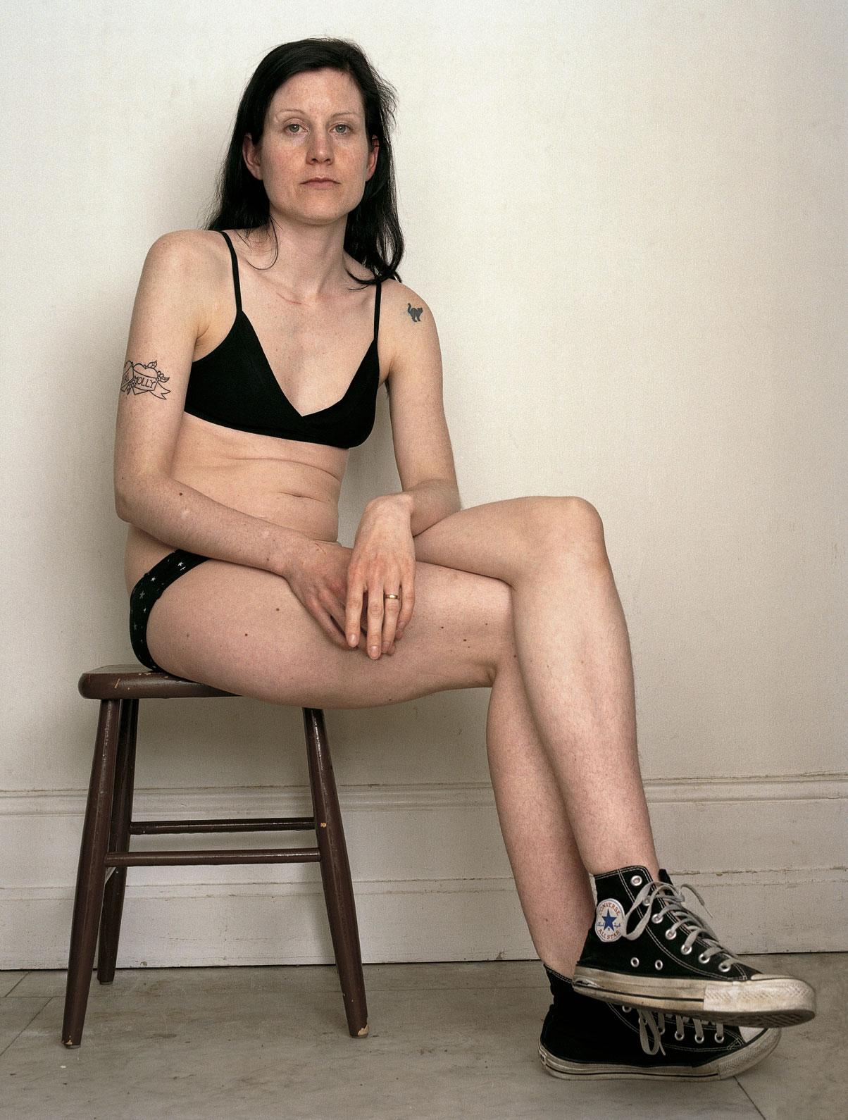 Victoria hemligheter modell naken