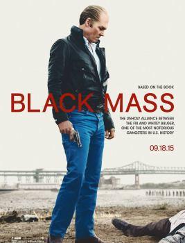 Black Mass : Film Mafia Penuh Drama