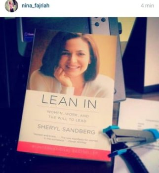 Cerita Singkat : Lean In by Sheryl Sandberg