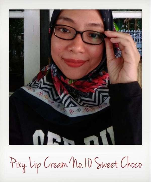 Pixy Lip Cream No.10 Sweet Choco