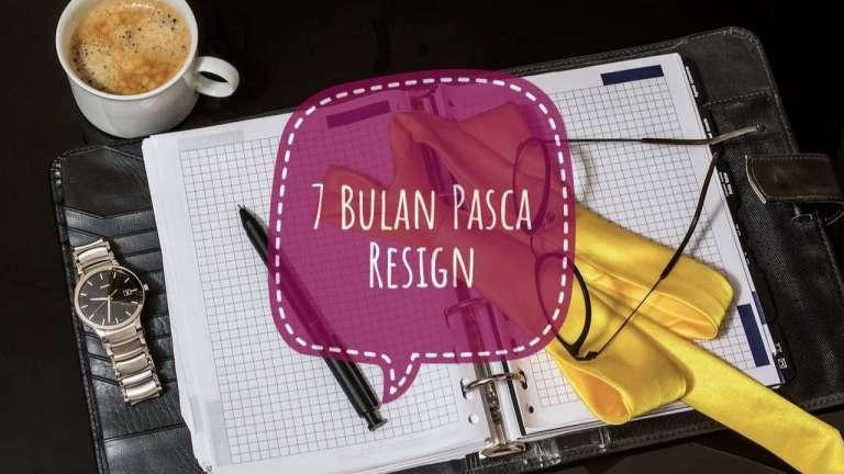 Imaginary Interview : 7 Bulan Pasca Resign