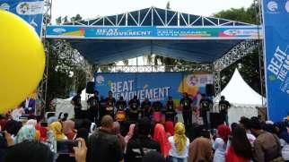 Kominfo Ajak Sebar Postingan Digital Positif Melalui Beat The Movement Road To Asian Games 2018