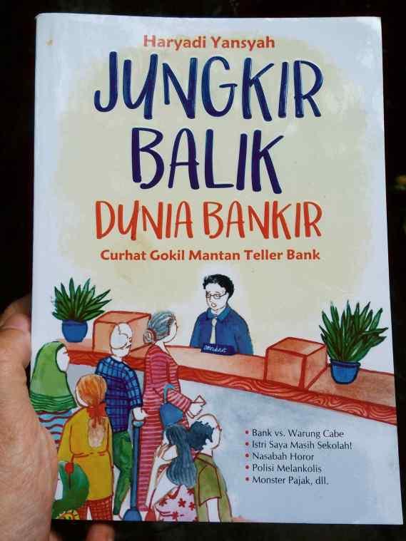 Pengalaman Kerja di Bank