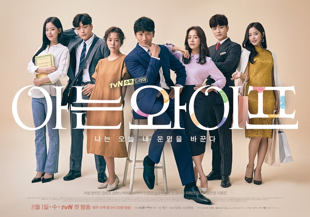 Review Drama Korea Familiar Wife