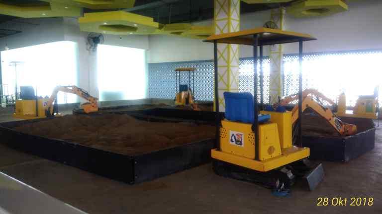Tempat main anak loft palembang indah mall