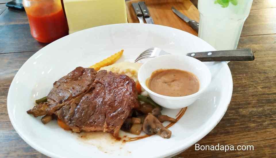 Butcher Steak Palembang