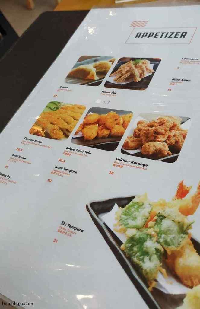 Kuliner Siang Di Torico Sushi Palembang Bona Ada Apa Com