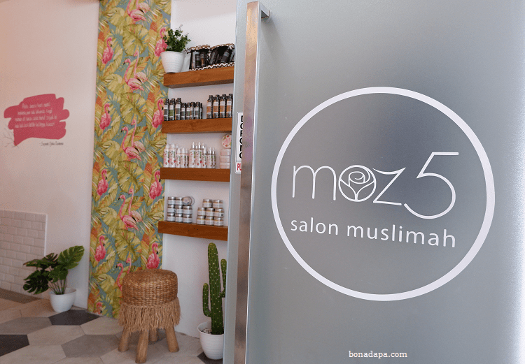Grand Opening Salon MOZ5 Palembang Square