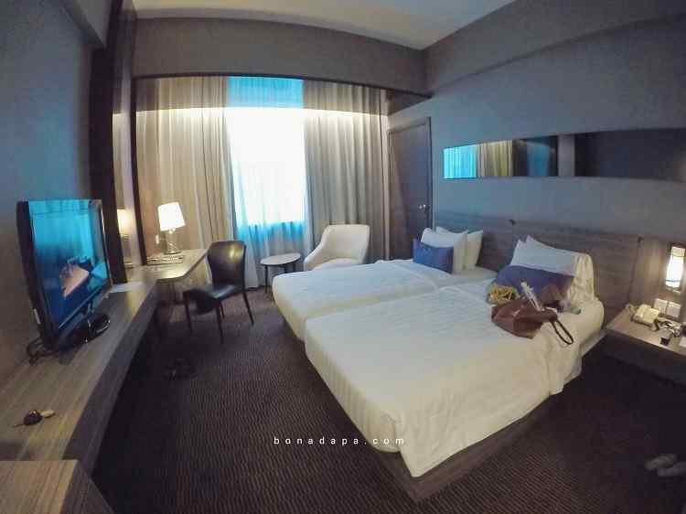 Superior Twin ALTS Hotel Palembang